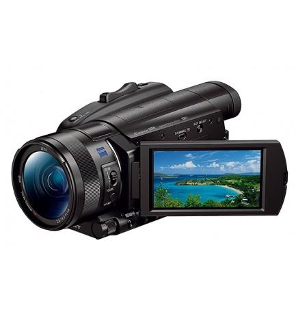 Sony FDRAX700B - Videocámara, resolución 4K, color Negro