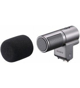 Sony ECM-SST1 - Micrófono, estéreo