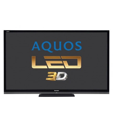 Sharp LC70LE747E - Televisor, 70 pulgadas, resolución Full HD, Smart TV, 100 Hz