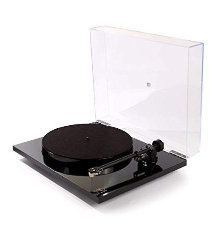Rega PL1 Plus - Tocadiscos, color Negro