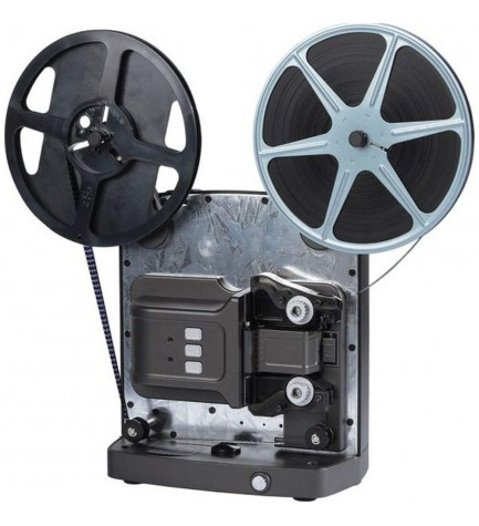 Reflecta 66020 SUPER 8 - Escaner,