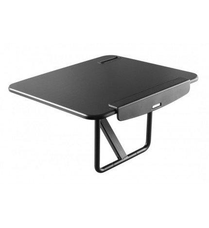 Reflecta 23291 - Soporte, para portátiles, destinado a colocar en una silla