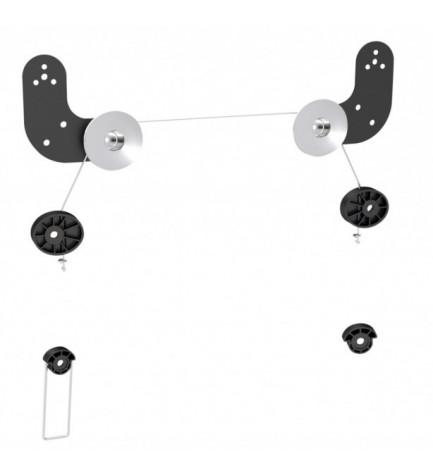 Reflecta 23130 - Soporte, diseñado para televisores de 23 a 60 pulgadas