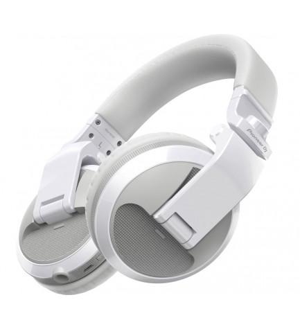 Pioneer HDJ-X5-W - Auriculares DJ, color Blanco
