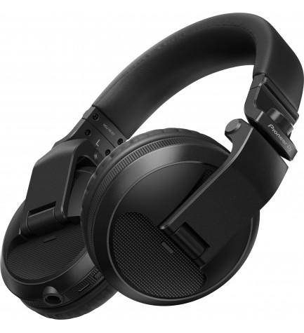 Pioneer HDJ-X5-K - Auriculares DJ, color Negro