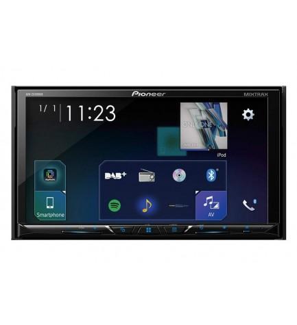 Pioneer AVH-Z5100DAB - Reproductor multimedia, bluetooth, pantalla 7 pulgadas, 2DIN