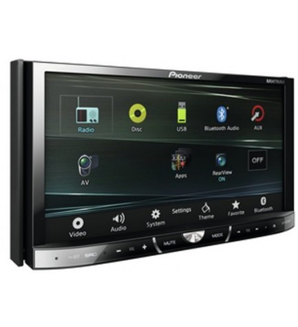 Pioneer AVH-X5600BT - Reproductor multimedia,