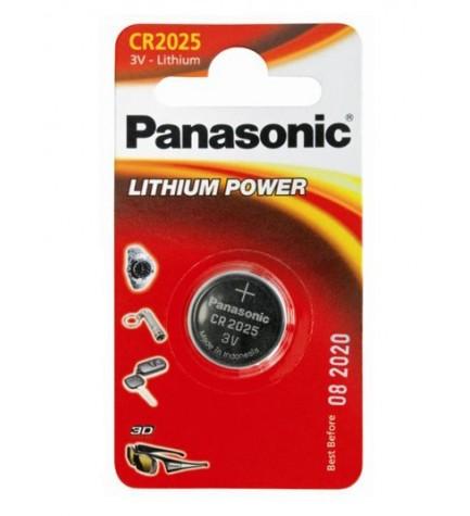 Panasonic CR-2025 - Pila,