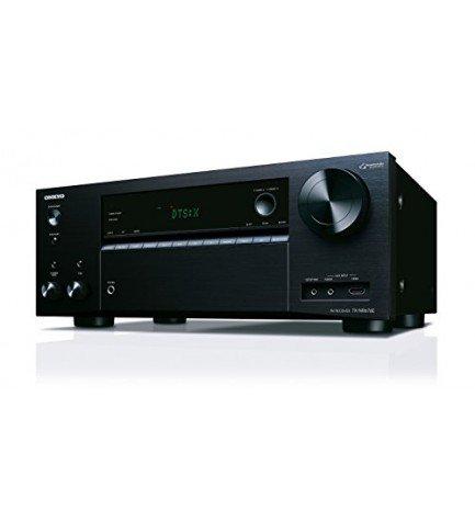 Onkyo TX-NR676E-B - Receptor, potencia 165w, HDMI, color Negro