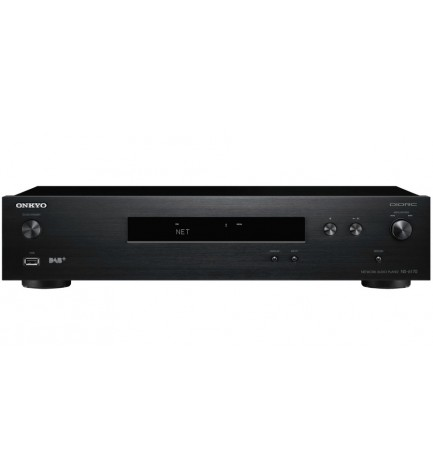 Onkyo NS-6170-B - Reproductor de audio, color Negro