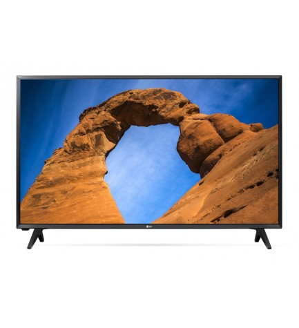 LG 32LK500 - Televisor, 32 pulgadas, resolución Full HD, Smart TV