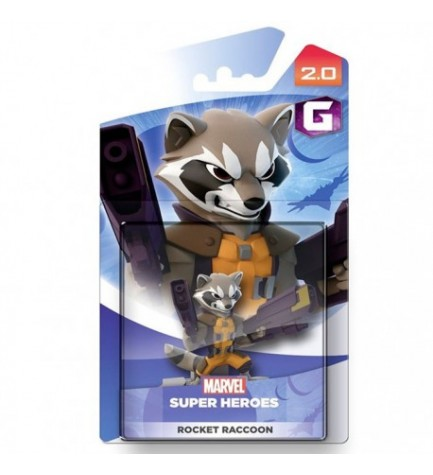 Infinity Rocket Raccoon - Figura,