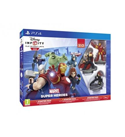 Sony Super Heroes - Videojuego, pack de inicio, diseñado para Playstation 4