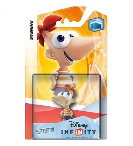 Infinity Phineas - Figura,