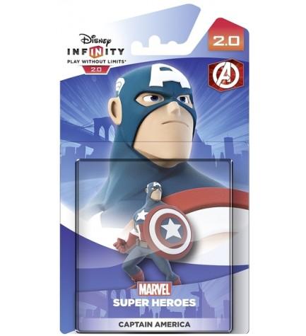 Infinity 3 Captain America - Figura,