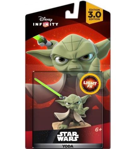 Infinity 3 Yoda Light FX - Figura,
