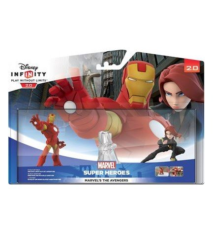Infinity 3 Super Heroes - Figura,