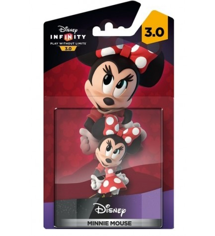 Infinity 3 Minnie Mouse - Figura,