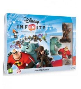 Infinity 3 Starter - Videojuego, kit de iniciación, diseñado para 3DS