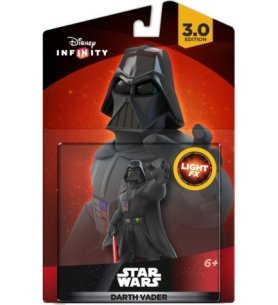 Infinity 3 Darth Vader Light FX - Figura,