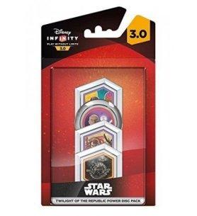 Infinity 3 Cion Pack Clone - Figura,