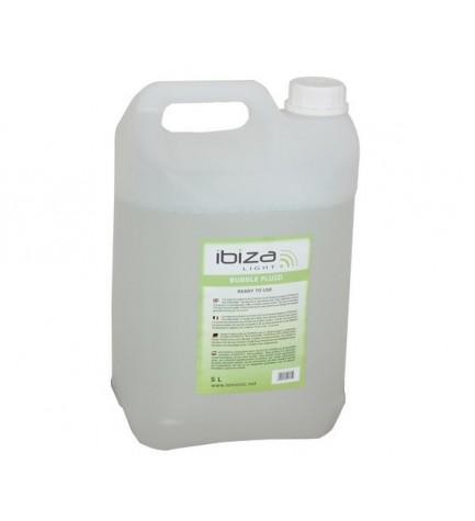 Ibiza Bubble 5 - Líquido, capacidad 5 litros