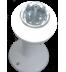 Ibiza ASTROLED-MINI - Lámpara, doble función, color Blanco
