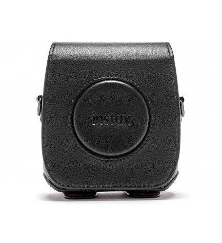 Fujifilm CASE - Funda, diseñada para INSTAX SQUARE SQ20, color Negro