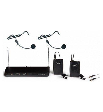 Fonestar MSH-236 - Micrófono, incluye receptor