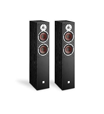Dali Spektor 6 - Altavoces de torre, inalámbricos, potencia 150w, color Negro
