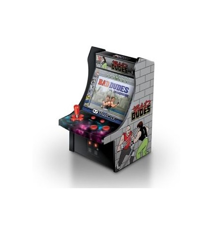 Bandai MicroPlayer Bad Dudes - Maquina de juego, retro