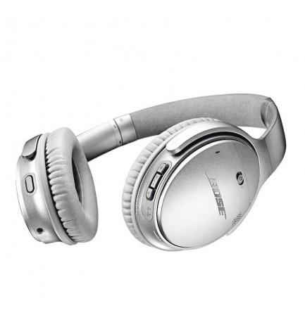 Bose QC-35II - Auriculares de diadema, color Plata