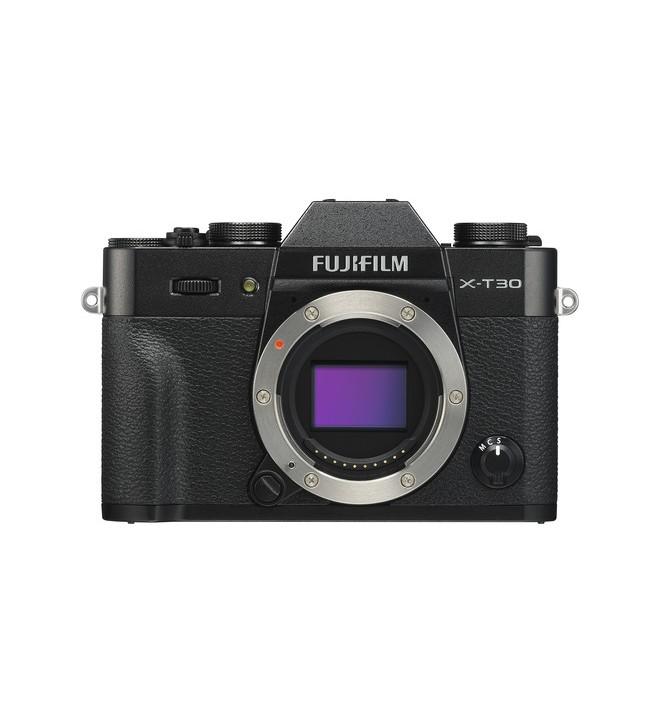 Fujifilm X-T30 - Cámara sin espejo, resolución 26.1 Mpx, color Negro