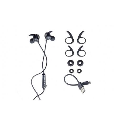 DCU 34151005 Sport - Auriculares deportivos, bluetooth, IPX4