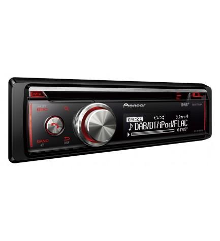 Pioneer DEH-X8700DAB - Autoradio, bluetooth, puerto USB, DAB