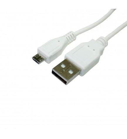 DCU 304007 USB a MicroUSB - Cable, longitud 15 cm
