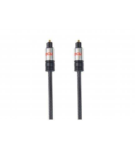DCU 30751050 Fibra óptica - Cable, TOSH-LINK, macho macho, longitud 5 metros