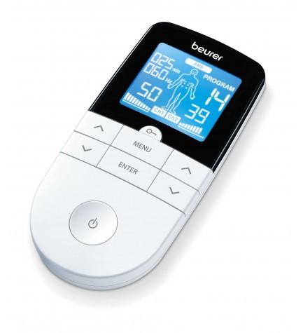 Beurer EM-49 - Electroestimulador, digital, diseñado para masajes