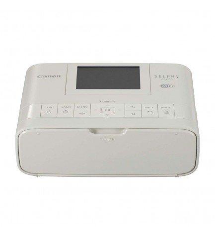 Canon Selphy CP1300 - Impresora fotográfica, WiFi, color Blanco