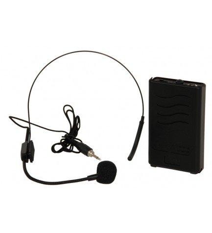 Ibiza PORTUHF-HEAD2 - Micrófono de cabeza,