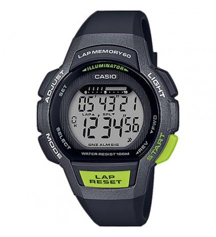 Casio LWS-1000H-1A - Reloj, color Negro Verde