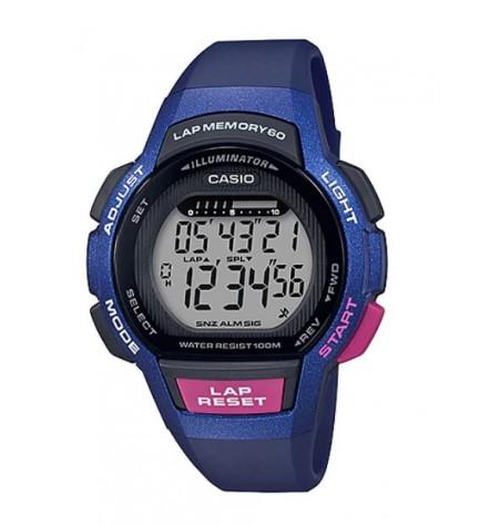 Casio LWS-1000H-2A - Reloj, color Azul Rosa