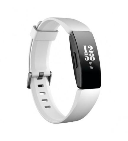 FitBit FB413BL Inspire HR - Smartwatch, color Blanco