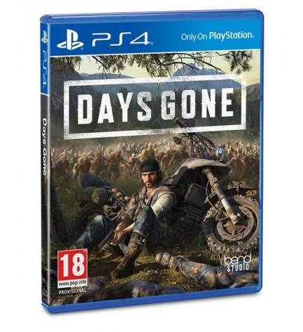 Sony Days Gone - Videojuego, Playstation 4