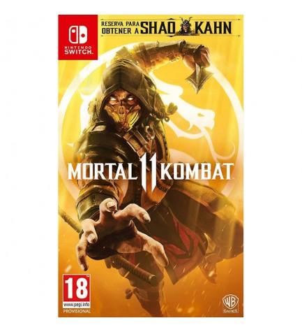 Nintendo Mortal Kombat 11 - Videojuego, Nintendo Switch