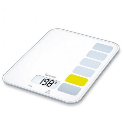 Beurer KS-19 - Balanza de cocina, lecturas 1g - 5kg