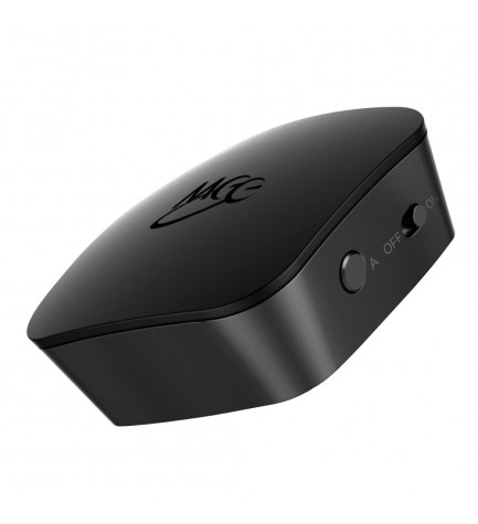 Mee Connect AFT1 - Transmisor bluetooth, distancia 10 metros, color Negro