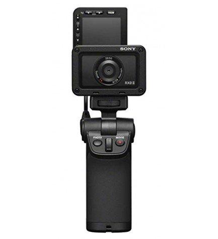 Sony DSC-RX0M2G - Cámara de acción, incluye empuñadura, color Negro