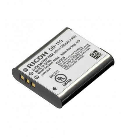 Ricoh DB-110 - Batería, para GR III