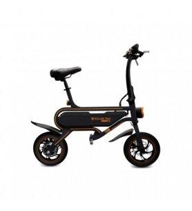 Roller PRO RUNNER-4 - Bicicleta eléctrica, potencia 350w, color Negro